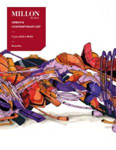 Million Urban et Contemporary Art