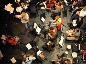 Orchestre d'un jour – Baudouin de Jaer